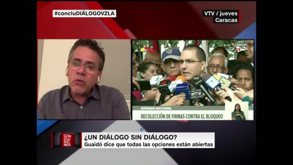Guaidó: ¿apuesta por el diálogo?