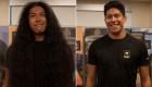Futuro soldado se corta el cabello tras 15 años