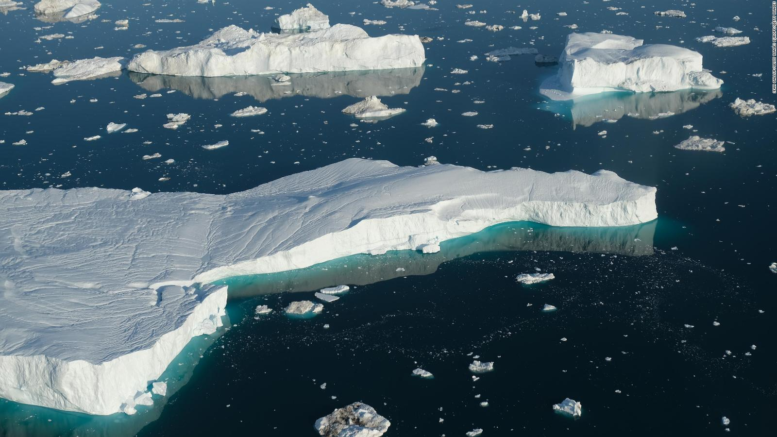 La NASA envió una de sus misiones más grandes para investigar el deshielo en Groenlandia   Video   CNN