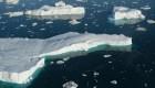 Misión de la NASA estudia el deshielo en Groenlandia