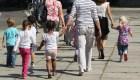 ¿Por qué EE.UU. no aprueba una ley para el cuidado universal de niños?