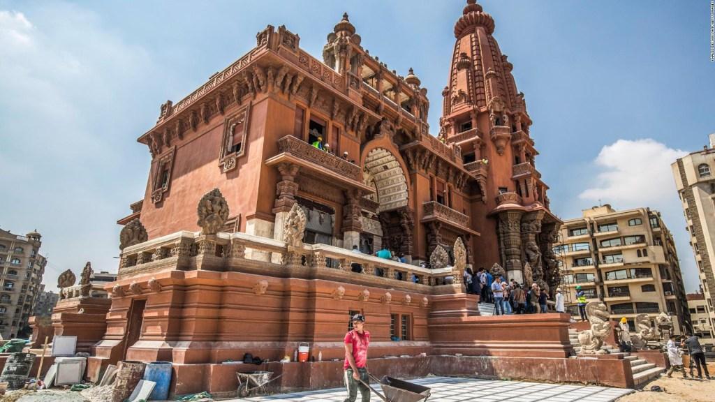 Egipto reabre palacio tras restauración millonaria
