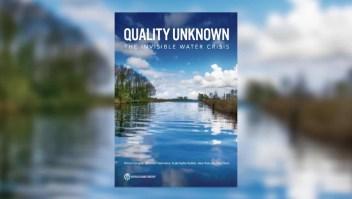 Una mala calidad del agua detiene el desarrollo económico