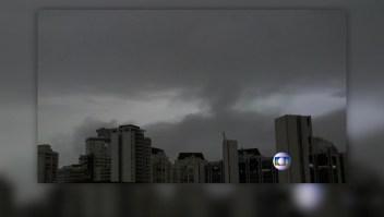 Así afecta a Sao Paulo el humo de los incendios en el Amazonas
