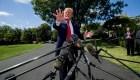 Trump contradice explicaciones de la Casa Blanca