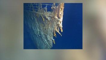 Toman las primeras imágenes del Titanic en 14 años
