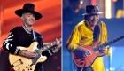 Jesse Huerta tocaba temas de Santana... en la iglesia