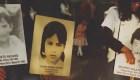 Cartas de familiares de desaparecidos en Colombia