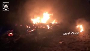 Derriban drone estadounidense en Yemen