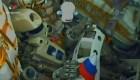 Rusia lanzó al espacio un cohete con un robot humanoide