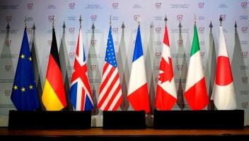 Cumbre del G7, ¿se podrá concretar alguna acción?