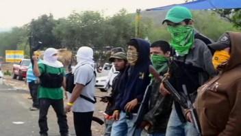 AMLO desaprueba acercamientos con grupos de autodefensa