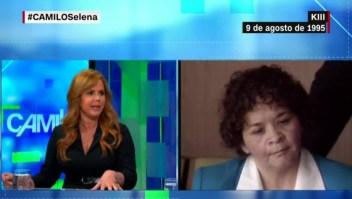 """María Celeste Arrarás: """"Saldivar es una mujer inteligente que intentó manipularme"""""""