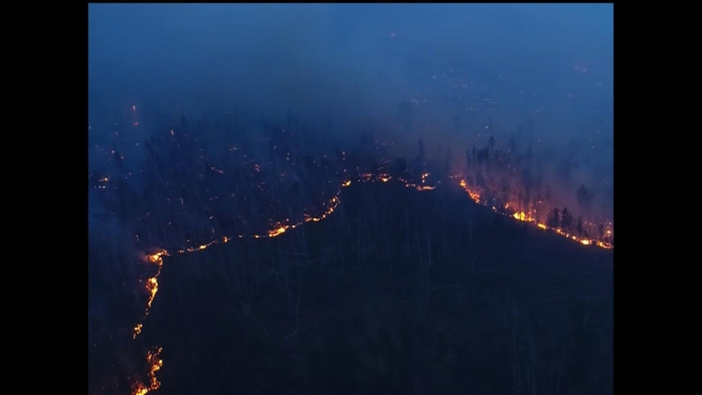 Brasil luchará contra incendios forestales