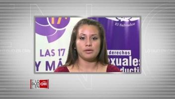 Evelyn Hernández habló sobre su libertad