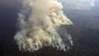 Incendios en la selva amazónica encienden las alarmas