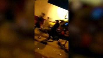 Mueren 5 personas por estampida en concierto de  rap en Argel