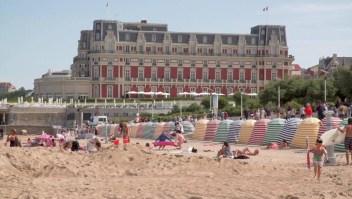 El balneario de Biarritz se prepara para la Cumbre del G7
