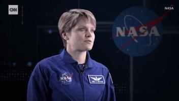 La astronauta acusada de delito cibernético espacial