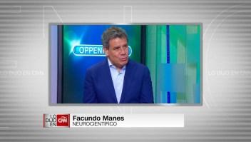 Manes: En Argentina pensamos que somos ricos, pero no