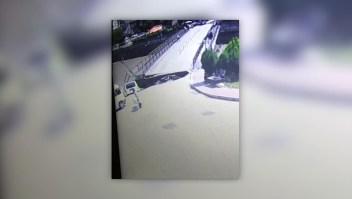 Dos personas sobreviven derrumbe de puente en Turquía