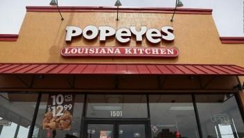 Popeyes y su nuevo sándwich de pollo se volvieron viral