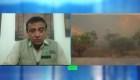 Bolivia sufre por los incendios forestales