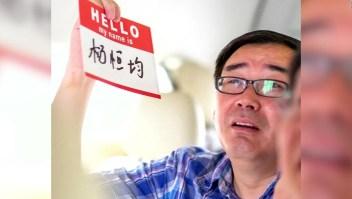 Detienen al escritor Yang Heng Jun por supuesto espionaje