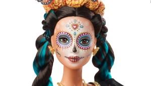 Barbie Día de Muertos, un homenaje a México
