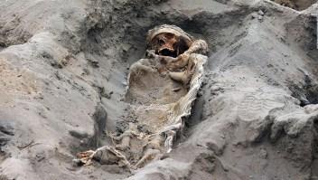 Descubren 250 niños sacrificados en Perú