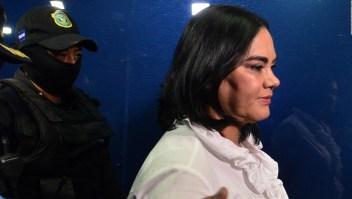 Ex primera dama de Honduras espera sentencia