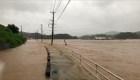 Continúa golpeando el mal tiempo en regiones de Japón
