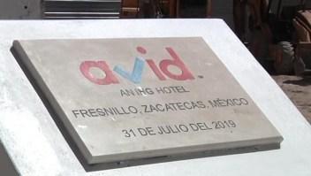 Intercontinental llega a Fresnillo, Zacatecas