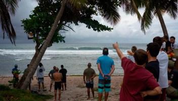 Así se vive el paso de Dorian por Puerto Rico