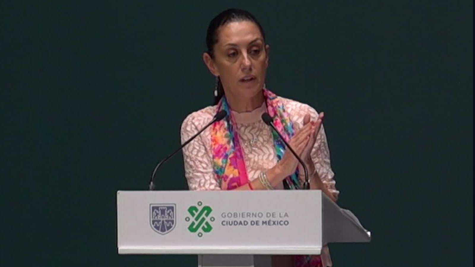 Sheinbaum presenta plan para acabar violencia contra mujeres