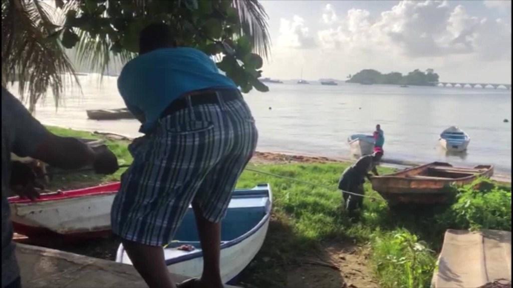República Dominicana se libró del azote de Dorian