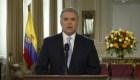 Ivan Duque: Colombia va a derrotar el terrorismo