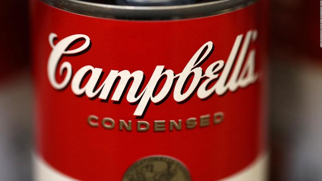 Campbell Soup: ventas aumentan 23%