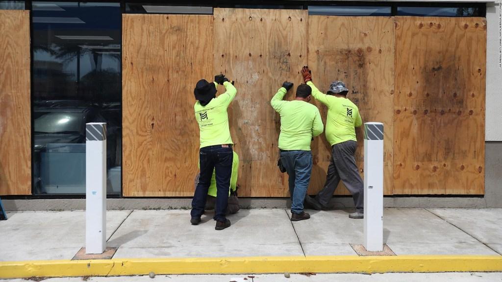 ¿Preparadas las empresas para enfrentar al huracán Dorian?