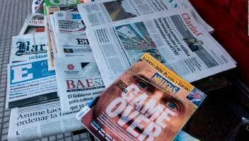 Crisis económica: ¿Repite Argentina su historia?