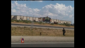 Reportan ataques armados en Texas
