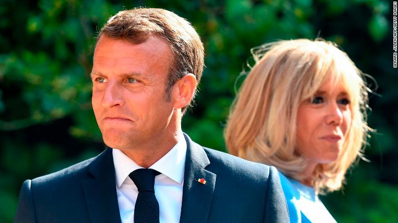 Macron Critica A Bolsonaro Por Comentarios Extremadamente Irrespetuosos Sobre Su Esposa Cnn