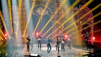 Rosalía MTV VMA Ganadores