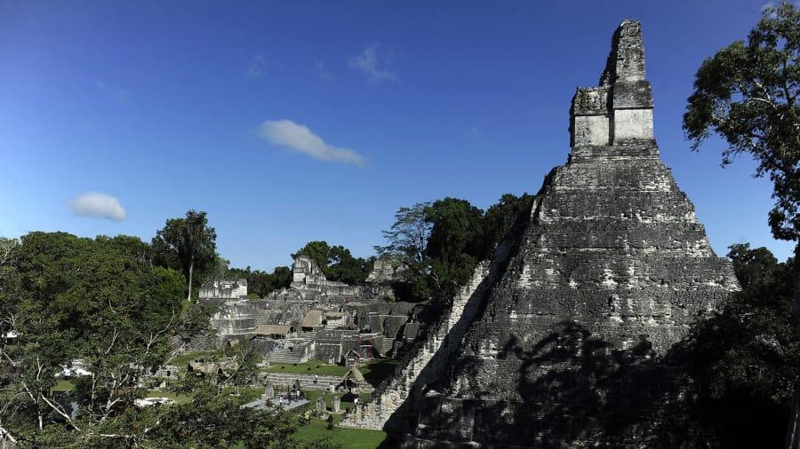 Tikal Guatemala ciudades antiguas para visitar