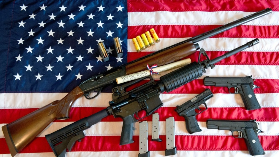 armas guns usa Estados Unidos