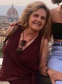 El paso shooting victim María Eugenia Legarreta Rothe -- Mexican national