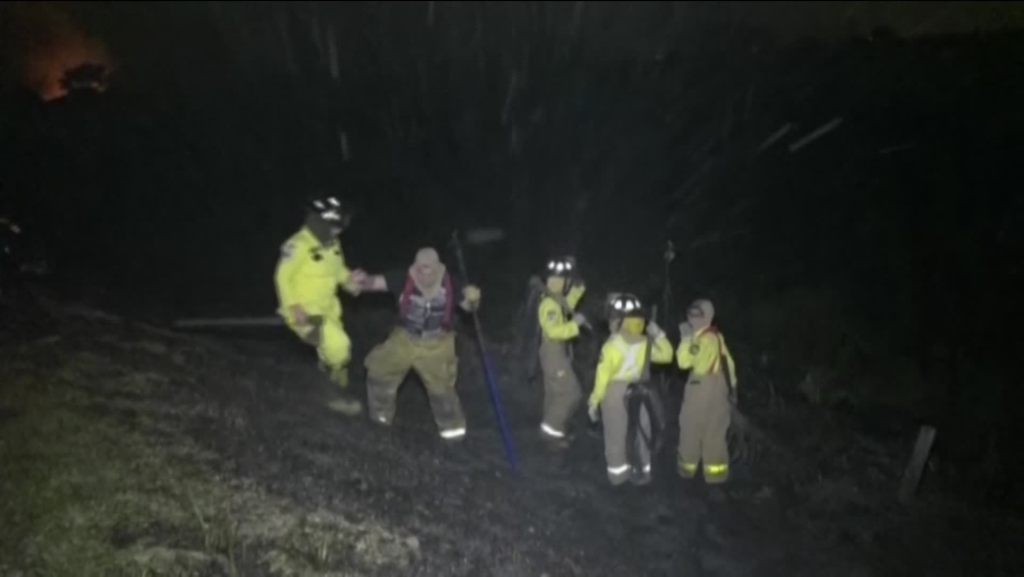 paraguay bomberos