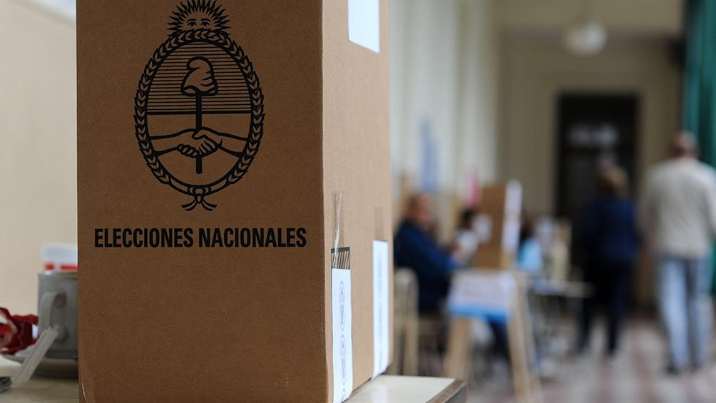 Cuándo son las elecciones de medio término en Argentina?