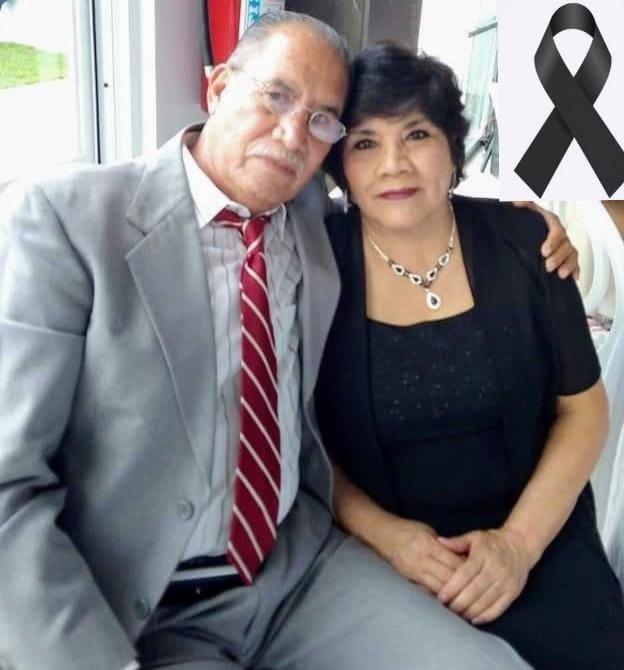 Sara Esther Regalado y Adolfo Cerros Hernández, víctimas del tiroteo de El Paso.
