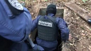Túnel Honduras MS-13